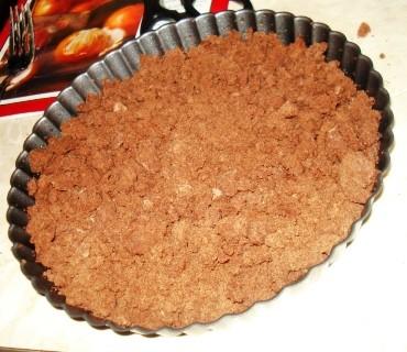 Chocolate Cream Tart Crust