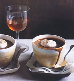 Pots de Creme - Food & Wine Feb '09