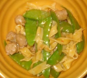 MM's Updated Chicken Chow Mein