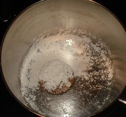 Butterscotch Pudding - Brown Sugar & Cornstarch