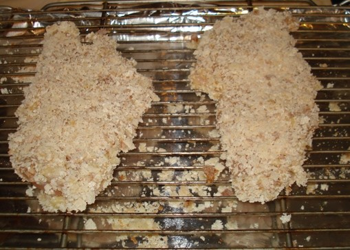 Chicken Breasts - Drying
