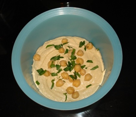 Cook's Illustrated Hummus