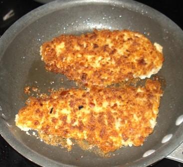 Chicken Cutlets - Frying Chicken 2