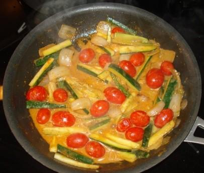 Thai Chicken - Added Sauce