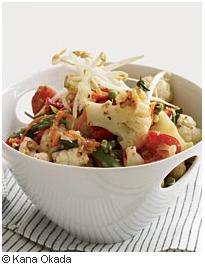 F&W Stir Fried Vegetables with Lemongrass