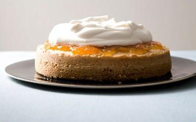 Gourmet Walnut Jam Cake