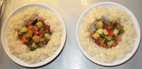 Risotto & Veggies