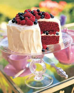Bon Appetit Red Velvet Cake
