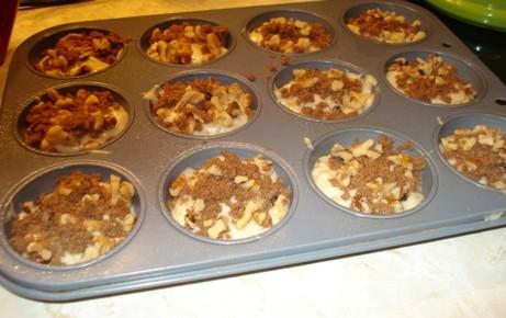 Banana Muffins 1
