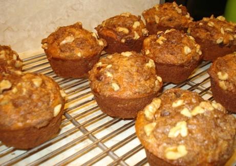 Banana Muffins 5