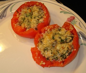 Stuffed Tomatoes 4