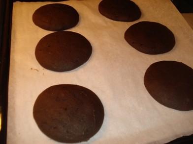 Whoopie Pies - baked