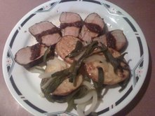 ancho chili pork