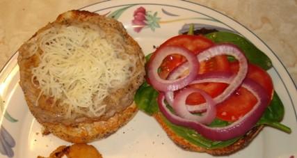 BA Turkey Burgers 2